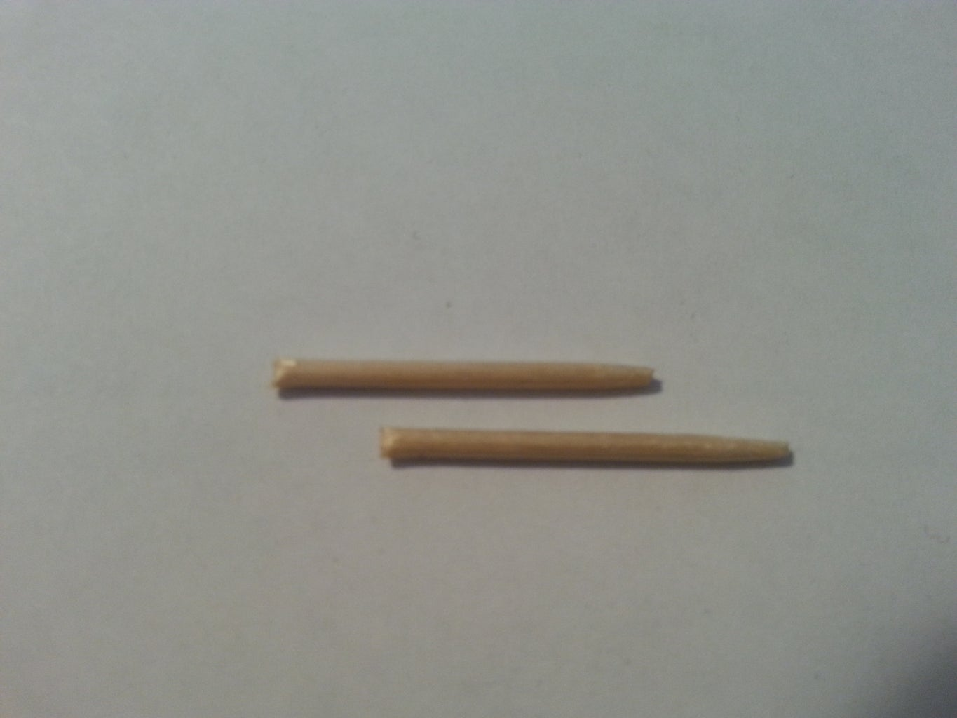 Toothpick Time