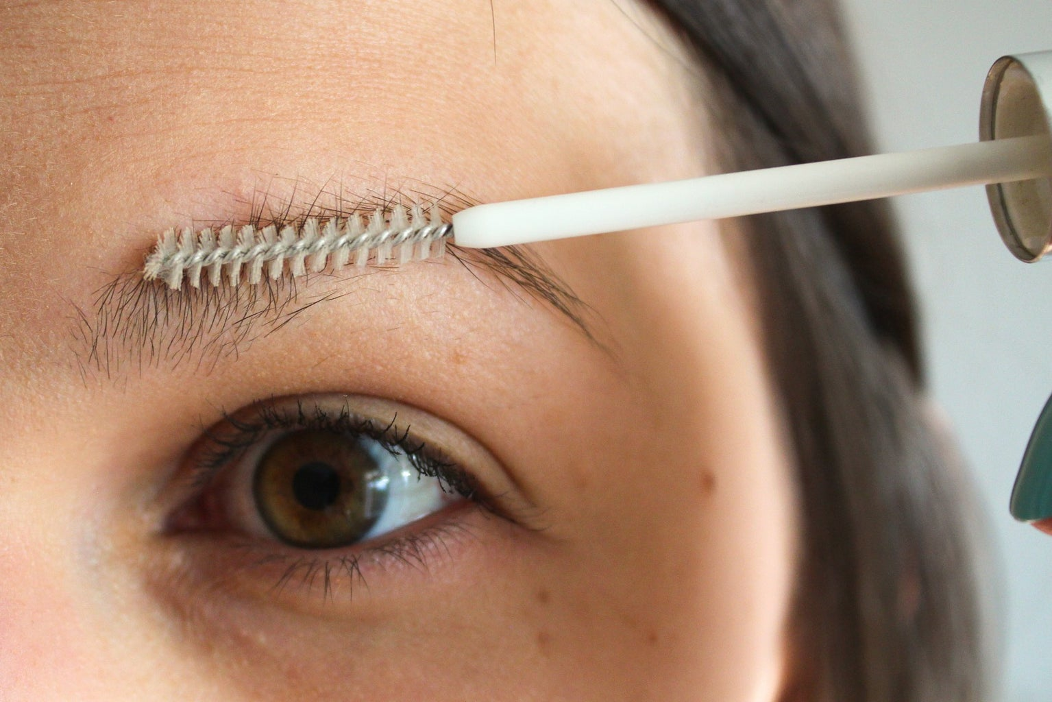 Brush Your Eyebrows Up