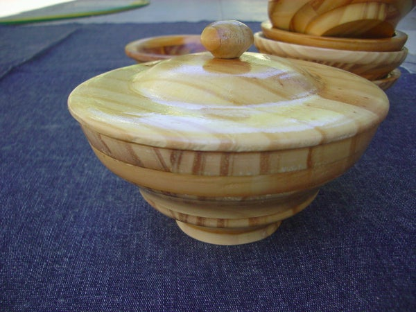 Recycling Old Timbers (reciclando Maderas Viejas)