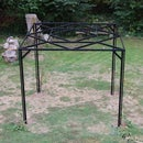 Garden Steel Pergola - for Kiwi and Grape
