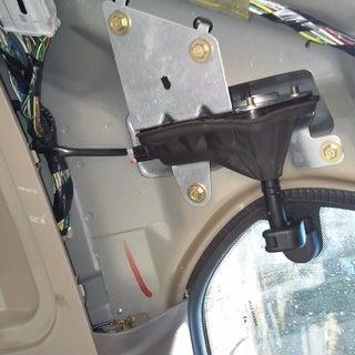 Honda Odyssey Rear Window Motor Repair