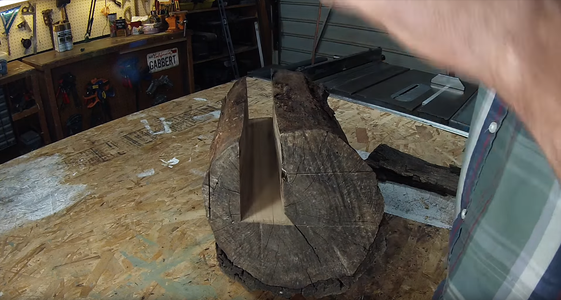 Resaw Your Log.