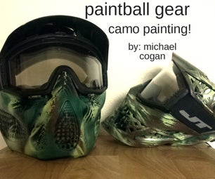 Awesome Camo Painting!