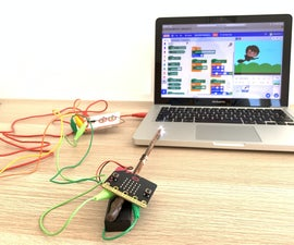 Magic Wand With Makey Makey and Micro:Bit