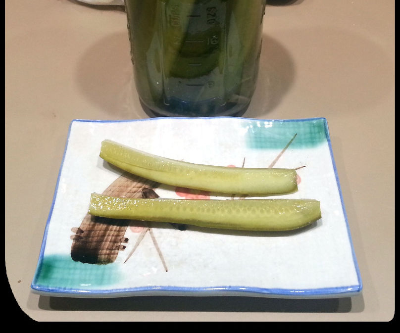 Easy Fermented Pickles with a Pickle Pipe