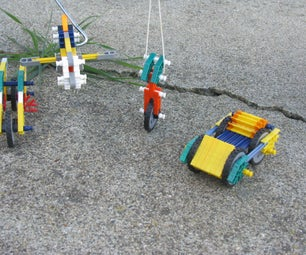 Kid's Knex Toy Collection!