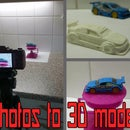 Photo(s) to 3D model