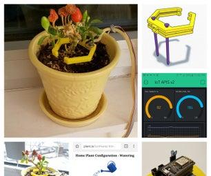 IoT APIS V2 - Autonomous IoT-enabled Automated Plant Irrigation System