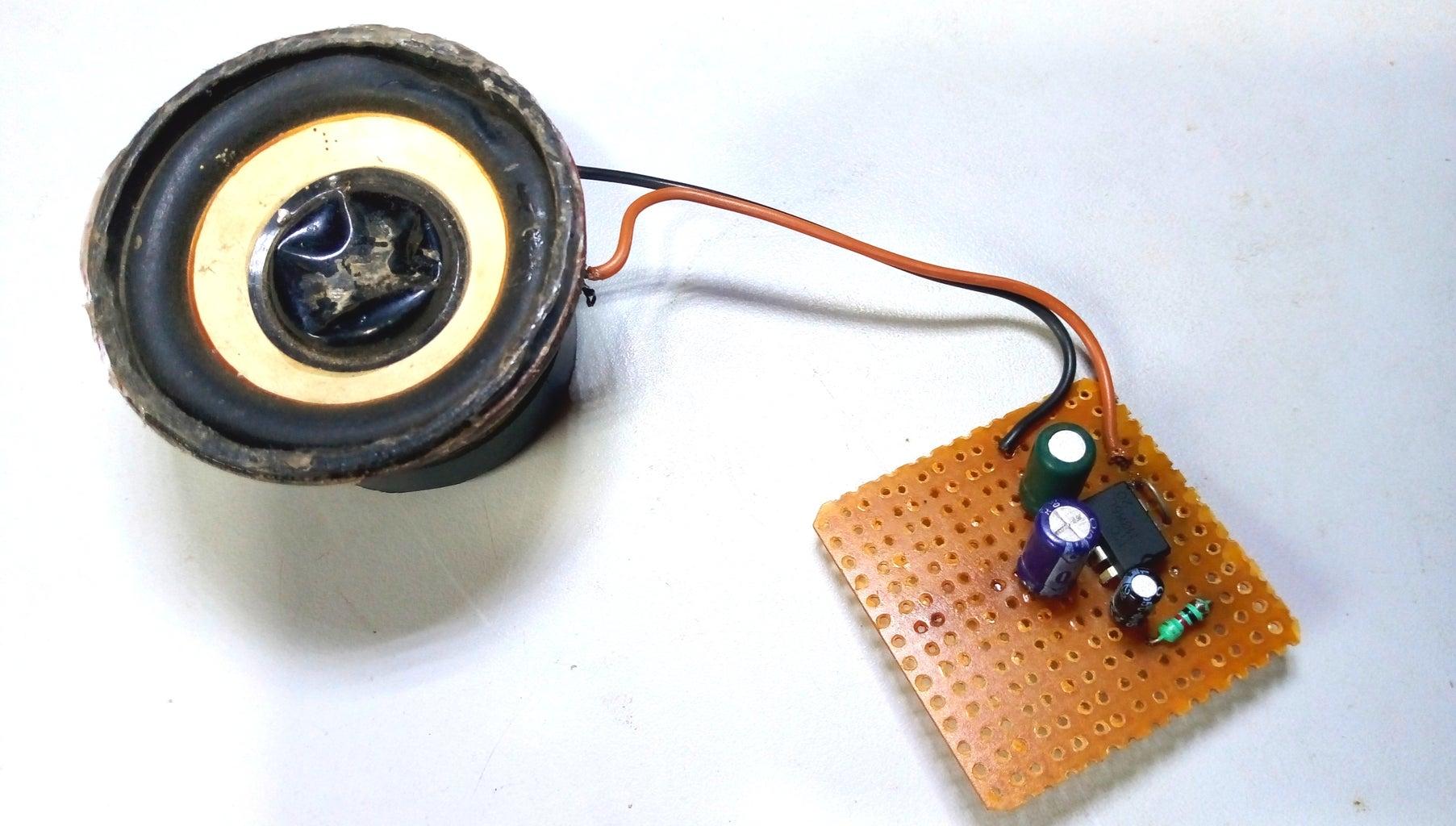 Connect Speaker