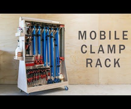 Ultimate Mobile Clamp Rack