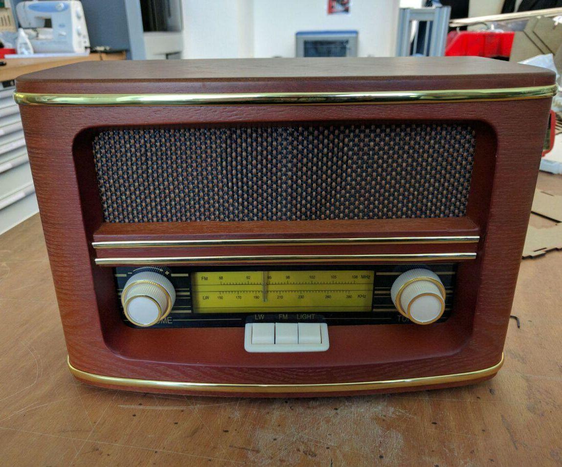 Retro Radio Riddle [M3R3]