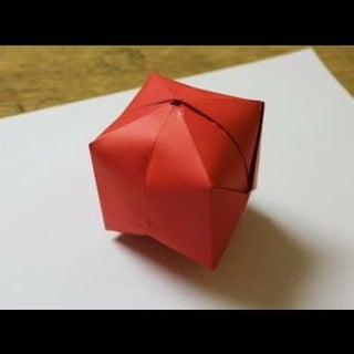 How to Make a Paper Balloon/ Water Bomb