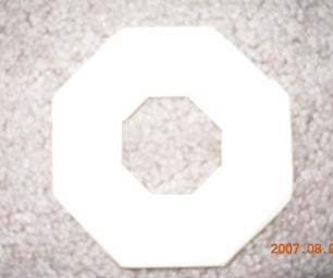 8-sided Paper Shuriken