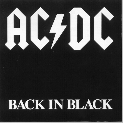 How to play: AC/DC - Back in Black (Guitar)