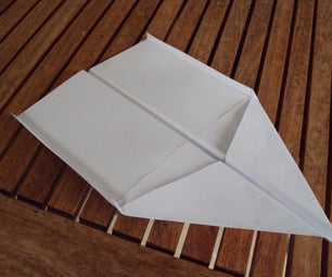 10+ Meter Flying Paper Airplane