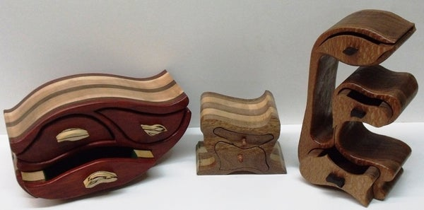 Bandsaw Boxes Made Easy
