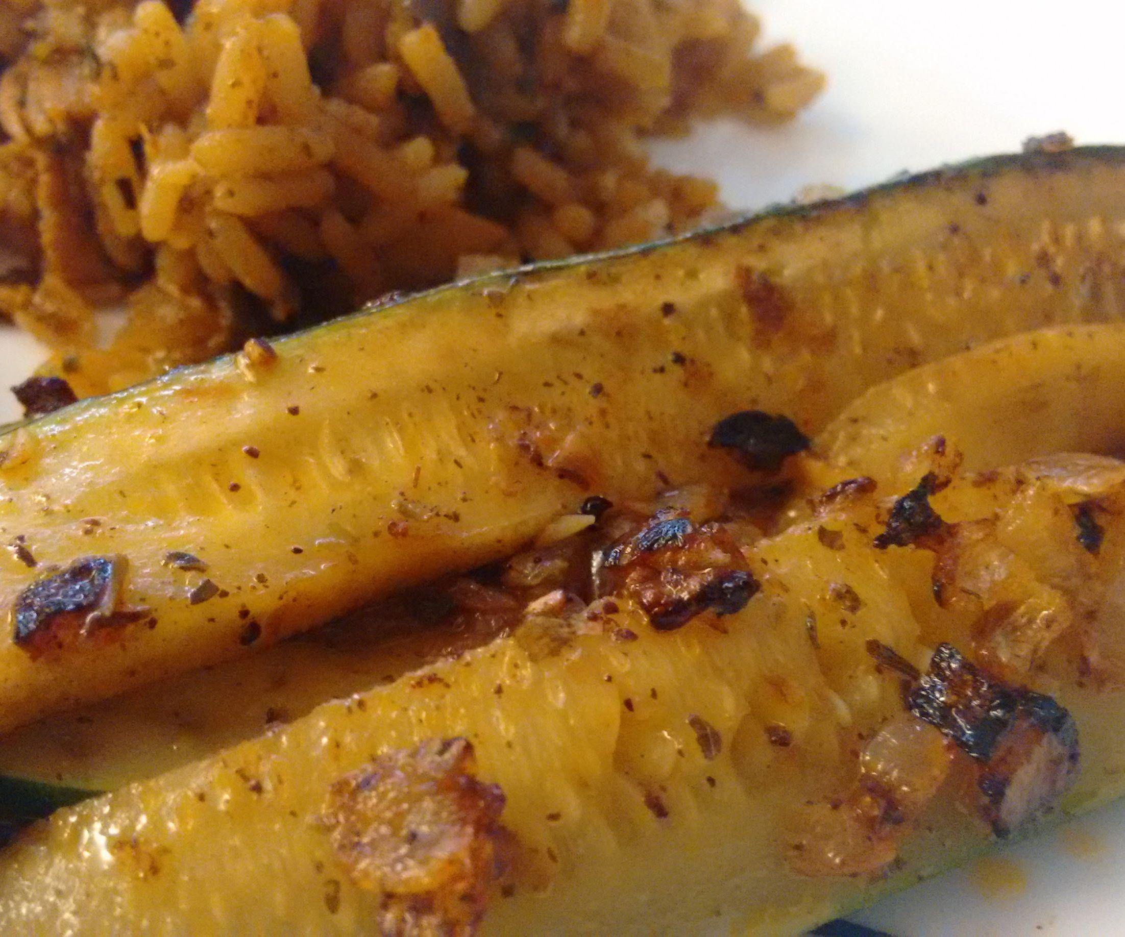 Cajun Zucchini