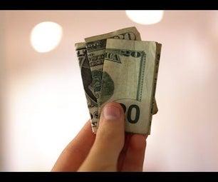 10个简单的地方隐藏你的钱