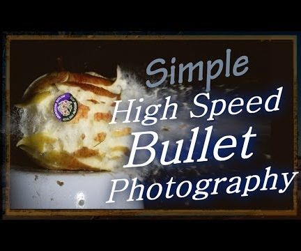 Simple High Speed Photography