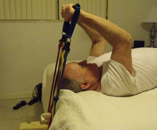 No More Excuses, Become, and Stay, Well and Healthy Exercising Without Get Off Bed.