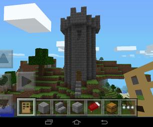 Minecraft Watch Tower
