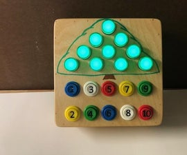 Arduino Based Counting Tree for Children