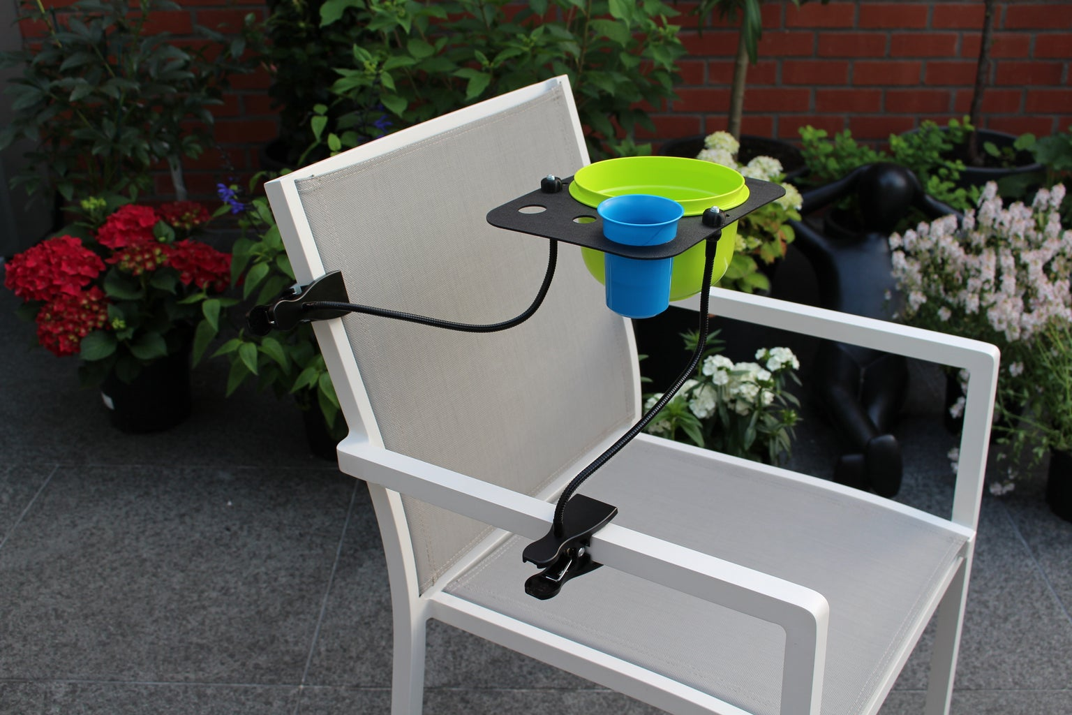 D4E1 - DIY -  Assistive Technology: Adjustable Wheelchair Tray