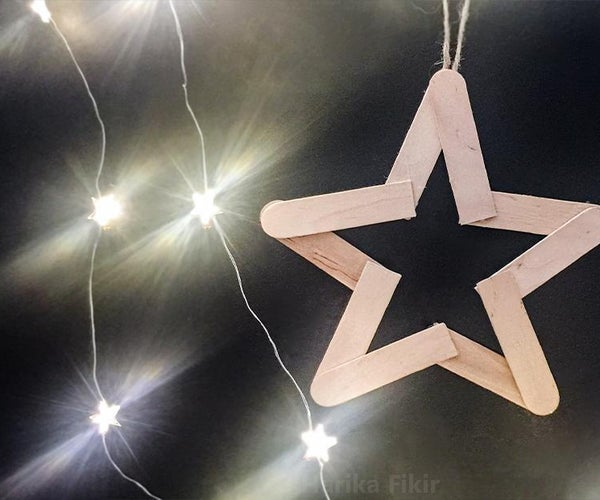 Diy Easy Star Decor Making