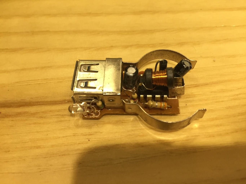 Prepare(dismantle) Bluetooth Audio Receiver.