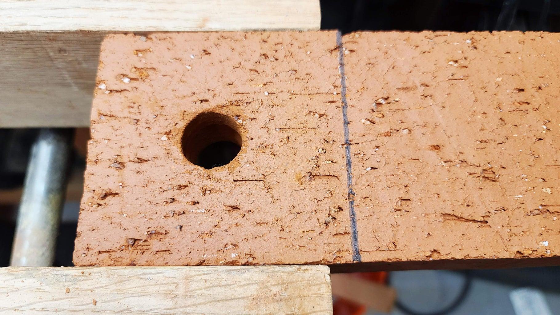 Cut and Rough Brick