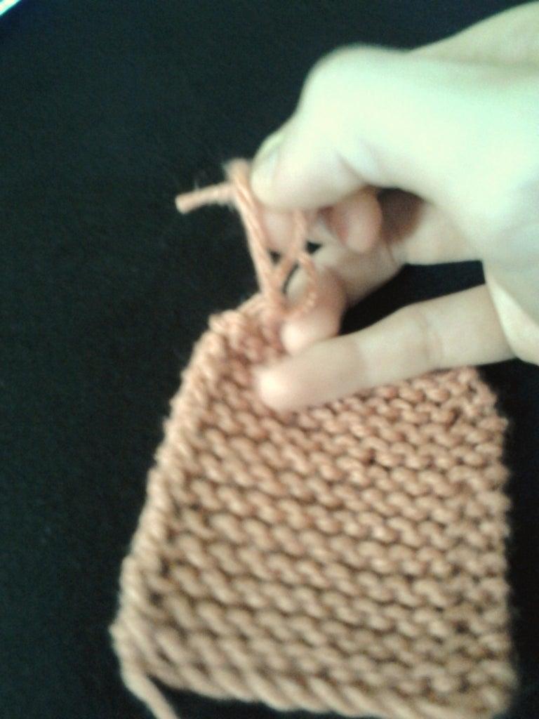 Bind Off That Last Stitch