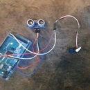 TRASH-BOT. (Arduino Auto Open Close Trash Bin)