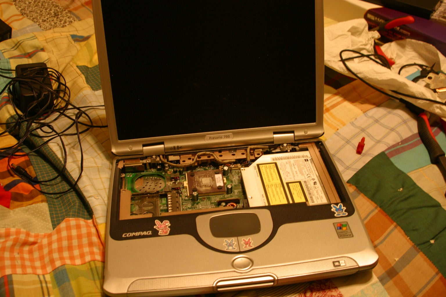 Dismantle Computer