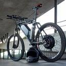 1500W Electric MTB Bicycle Build (65 Km/h)