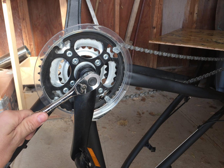 (Optional) Parts Bike Teardown