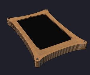 Laser Cut Kindle Fire 6 Case