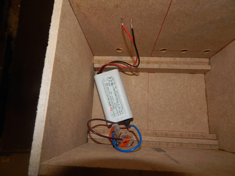 Assembling the Light Box