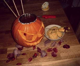 Sweet Pumpkin Fondue