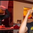 Despicable Me Tortilla Chip Sombrero Copycat