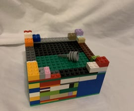 Lego Safe With Instructions