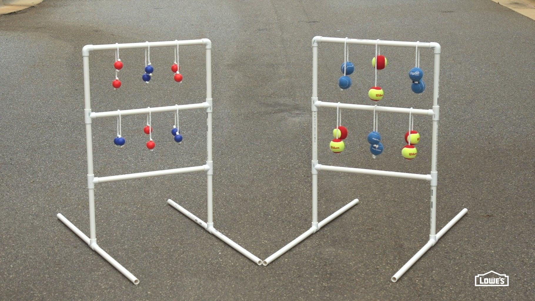Build Ladder Golf