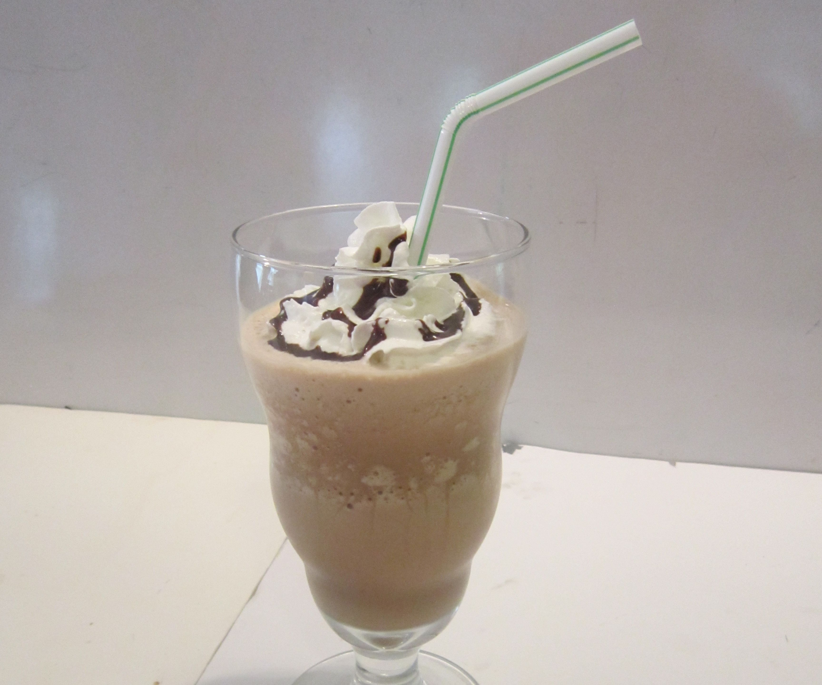 Easy 3-Ingredient Mocha Frappuccino