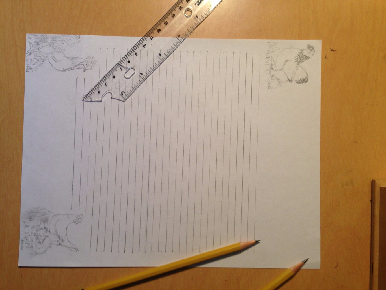 How to Make Custom Stationery