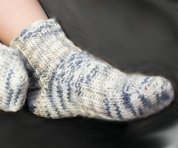 Loom Knitting Bind Offs