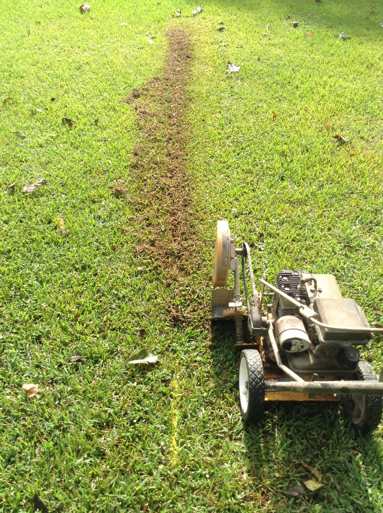 Cut the Wire Trench