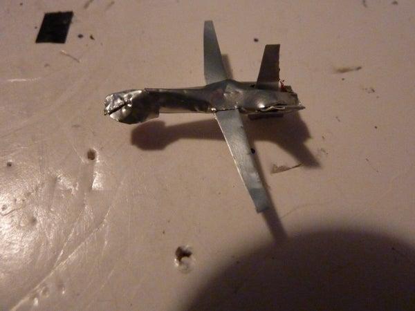 Micro UAV Plane
