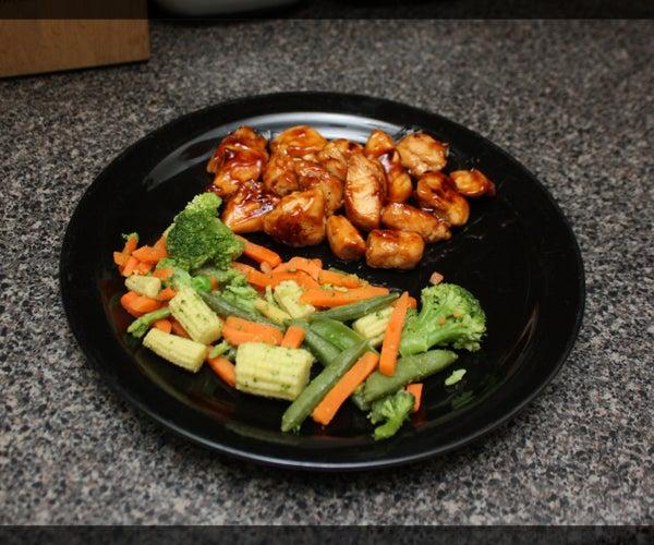 Orange Chinese Chicken