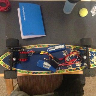 The Budget DIY Electric Longboard