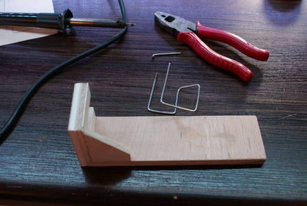 Second Gimmick: Soldering-iron Handling