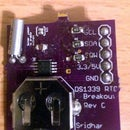 RTC Breakout for DS1339 on Arduino - low cost, battery backup, 2 alarms